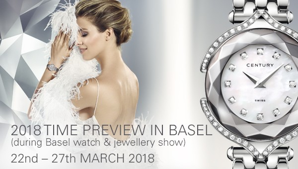 CENTURY TIME PREVIEW in Basel